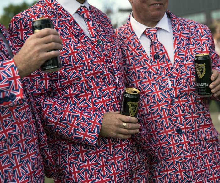 Scenes from the 2016 Ryder Cup