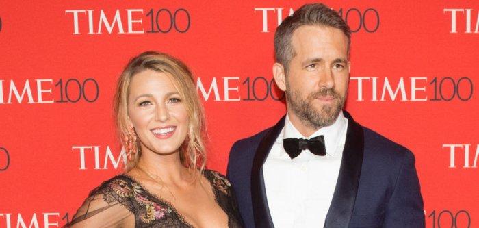 Blake Lively, Ryan Reynolds attend Time 100 Gala