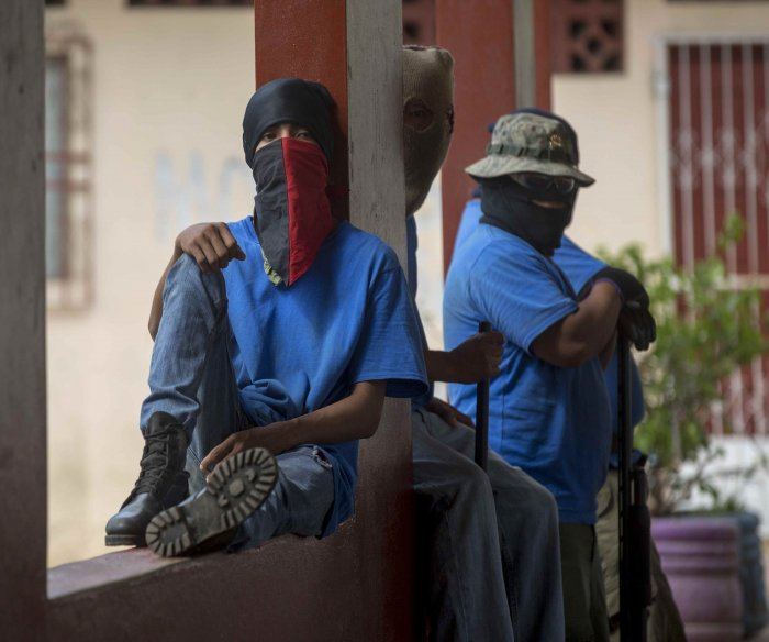 Uprising in Nicaragua could spark next Central American refugee crisis