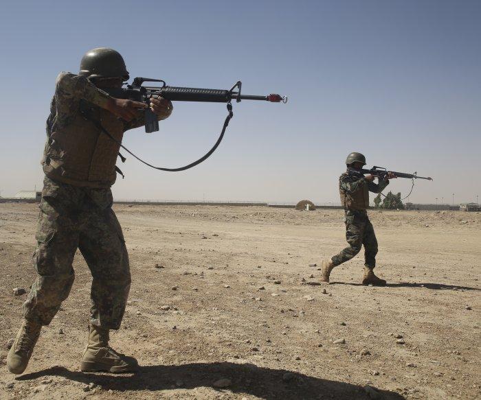 Watchdog: U.S. efforts to stabilize Afghanistan failed