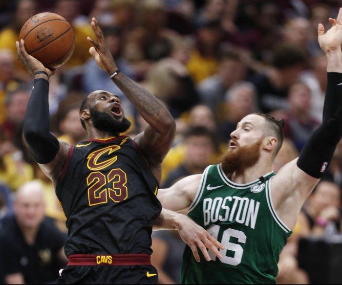 Pressure squarely on LeBron, Cavs in Game 6 vs. Celtics
