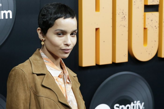 Zoe Kravitz attends 'High Fidelity' premiere in NYC