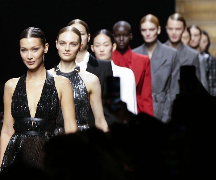 Michael Kors collection at New York Fashion Week
