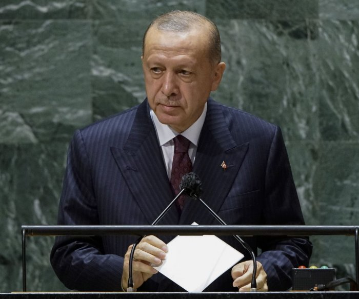 Turkish president declares 10 Western ambassadors unwelcome