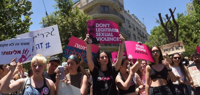 Jerusalem 'SlutWalk' protests violence against women