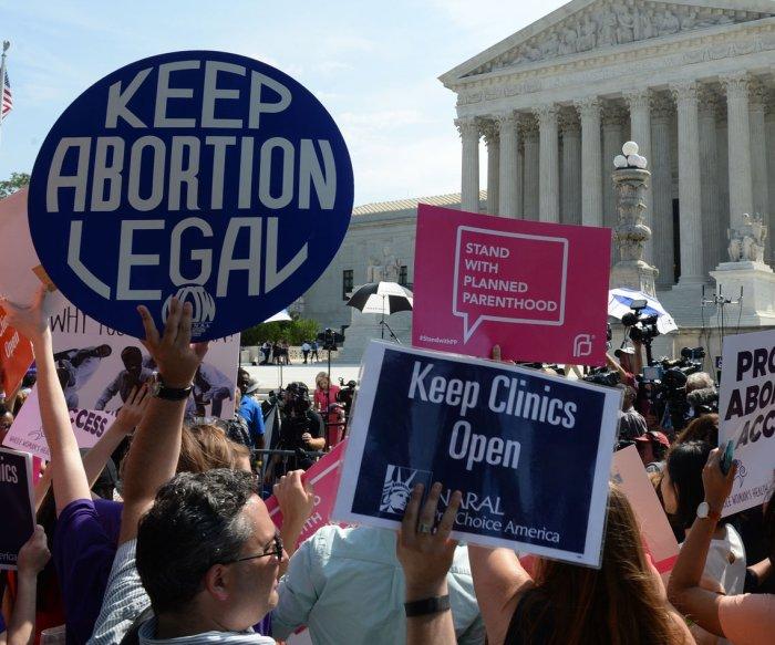 Study: U.S. abortion rate lowest since 1973 legalization