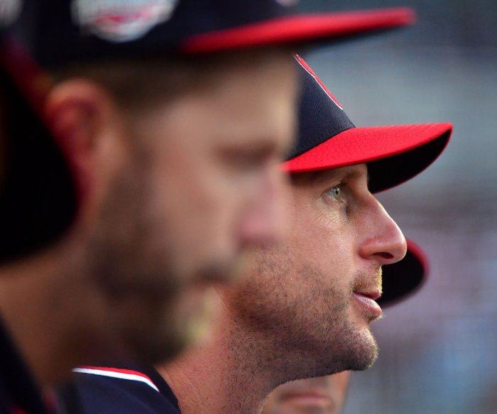 NL's Scherzer to start at home park against AL's Sale