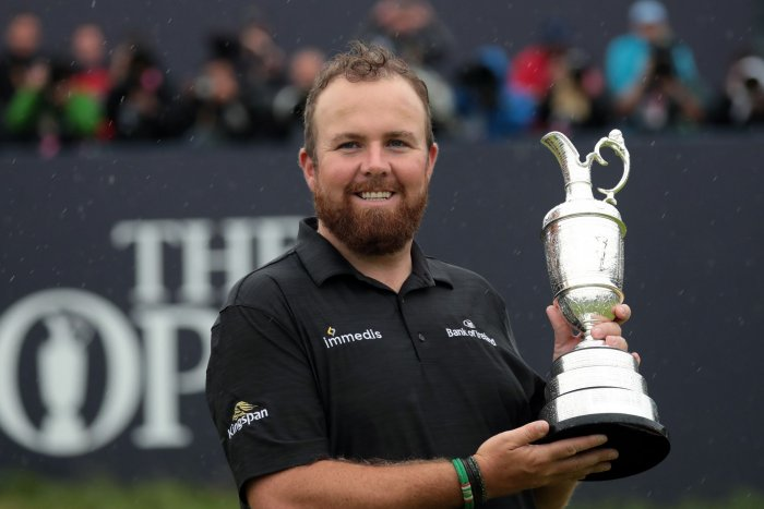 Moments from golf's British Open