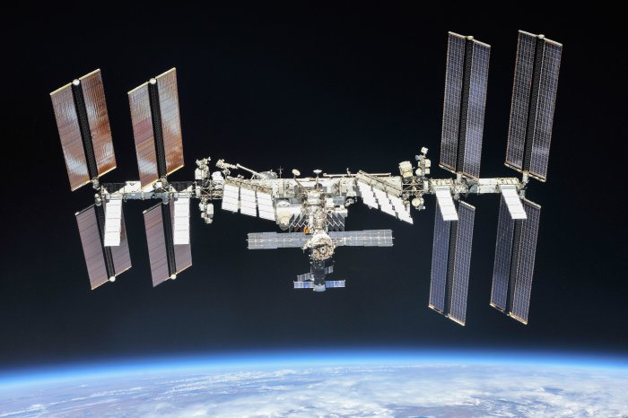 20 years aboard the International Space Station