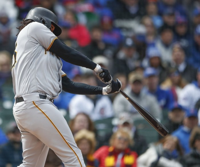 Josh Bell, MLB's best hitters describe differing plate approaches