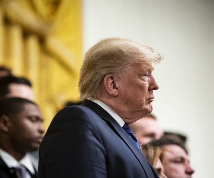 Trump's defense team calls for swift end to impeachment trial