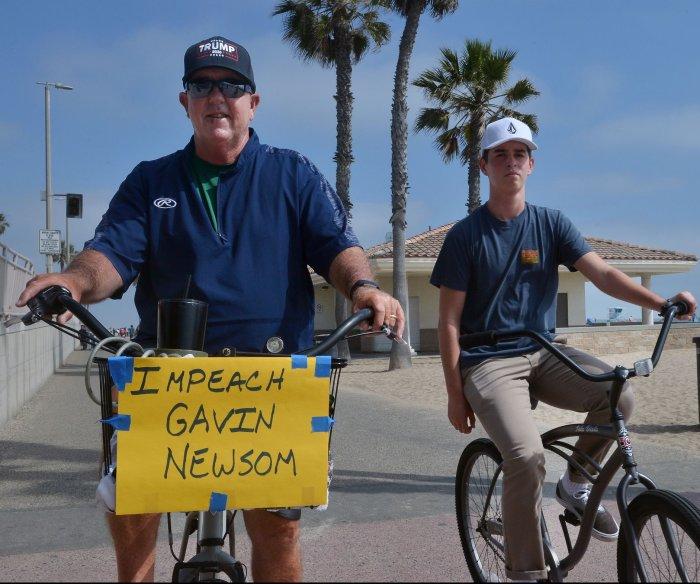 California Gov. Gavin Newsom to face recall election