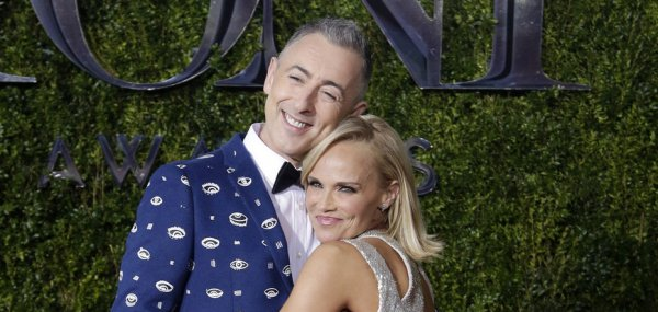 The 69th Tony Awards in New York City