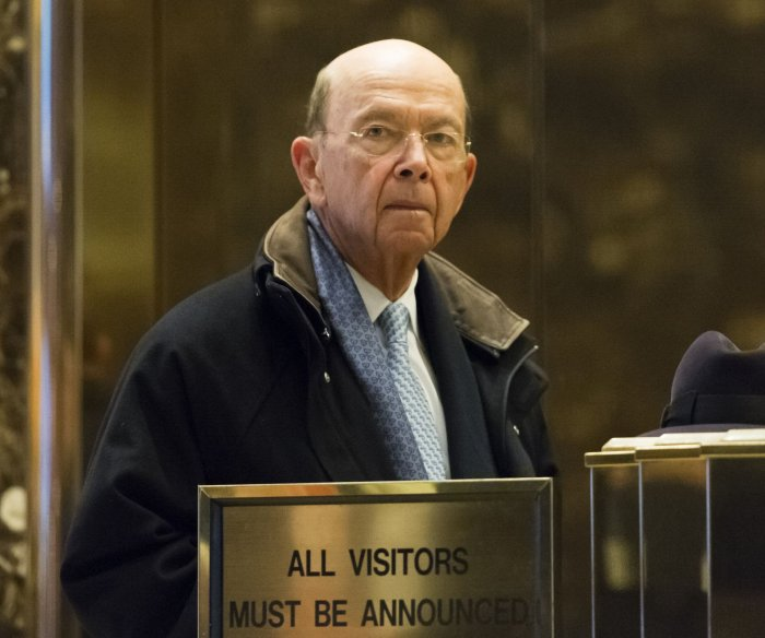 Senate confirms Wilbur Ross as commerce secretary
