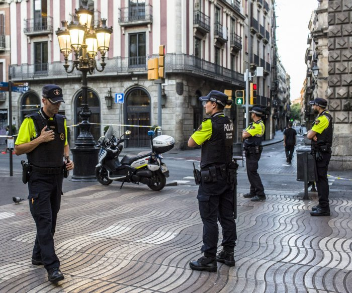 Police searching for new suspected driver in Barcelona van attack