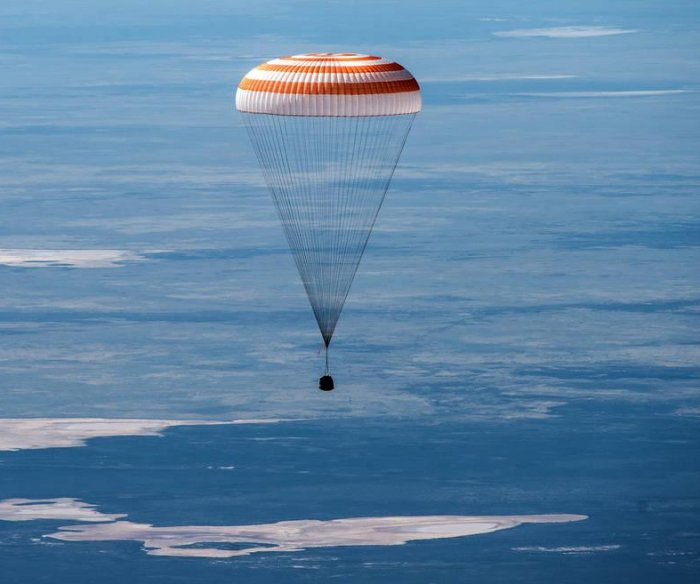 Astronauts to depart International Space Station