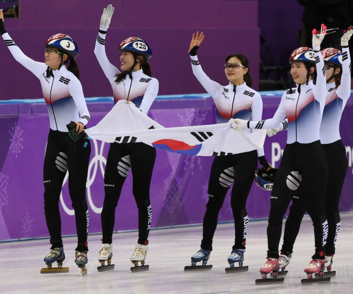 2018 Winter Olympics: Women's speed skating medalists