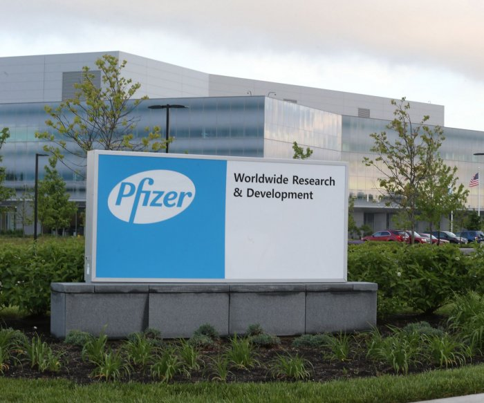 Pfizer, BioNTech: COVID-19 vaccine trial 'encouraging' so far
