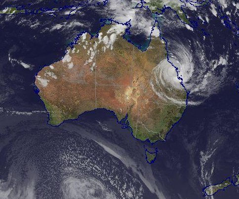 Australia assesses damage as Tropical Cyclone Debbie hits