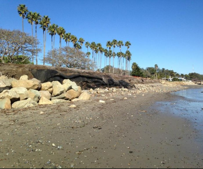 Sea level rise could erode Southern California's beaches