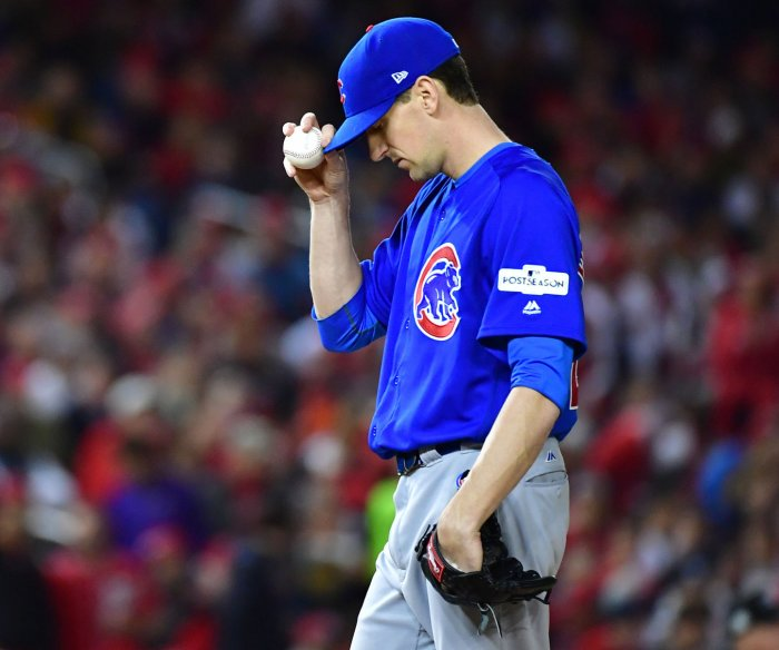 Chicago Cubs turn to Kyle Hendricks vs. Los Angeles Dodgers