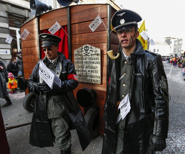 UNESCO drops anti-Semitic Belgian carnival event from cultural list