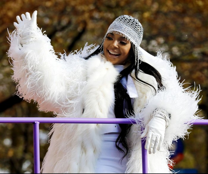 Ashanti calls her Christmas movie's message relevant year-round