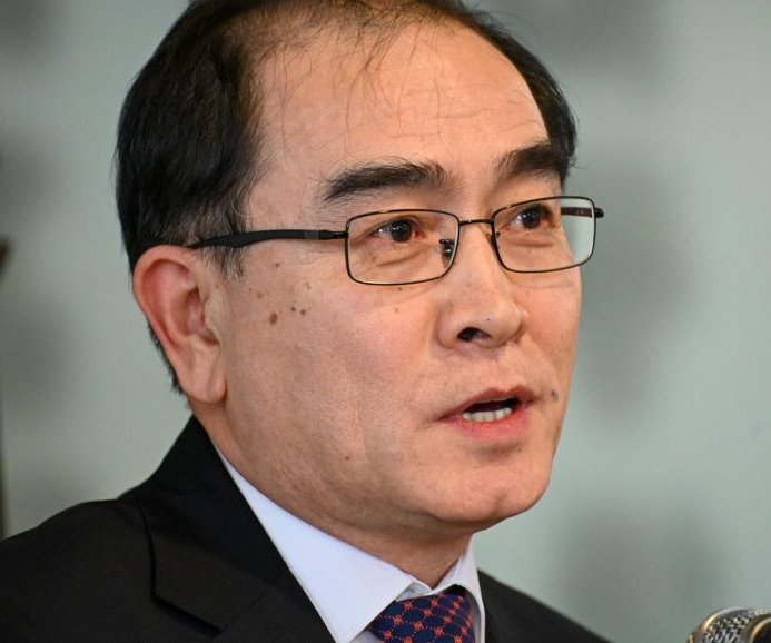 Defector Thae Yong-ho: Trump's North Korea policy a failure