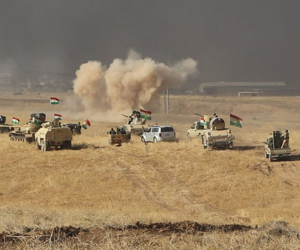 Iraqi forces launch offensive to take west Mosul
