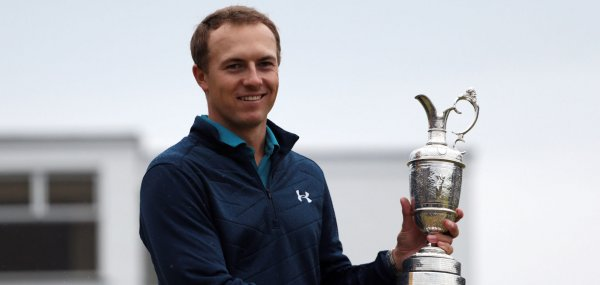 Moments from the 2017 British Open golf tournament