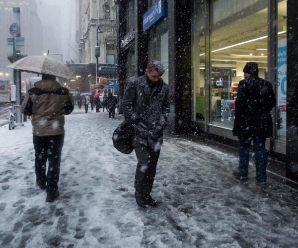 Arctic blast could set records for coldest Thanksgiving in the Northeast