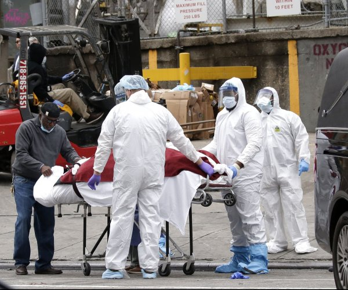 N.Y. coronavirus cases pass 75,000; firefighter among dead in N.J.