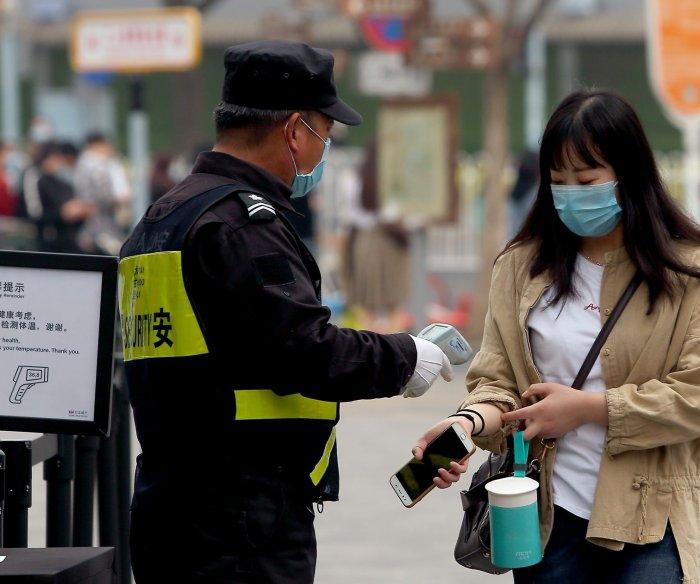 Coronavirus outbreak deepens worldwide as China's industry rebounds