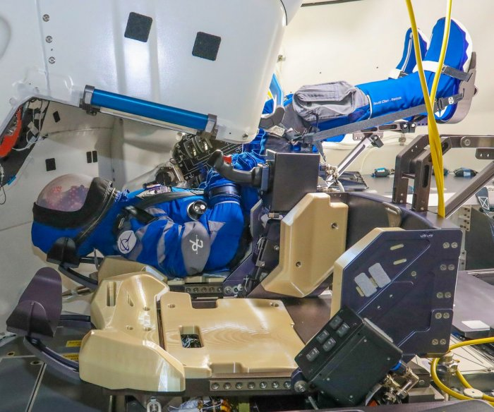 Boeing will try again to reach space station with Starliner capsule