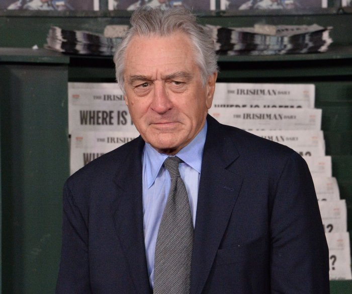 Robert De Niro to receive SAG Life Achievement honor