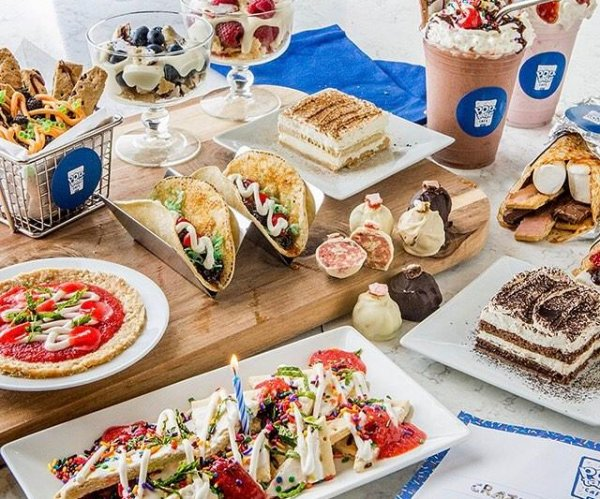 Pop-Tarts pop-up in NYC: sugar-packed pizza, tacos
