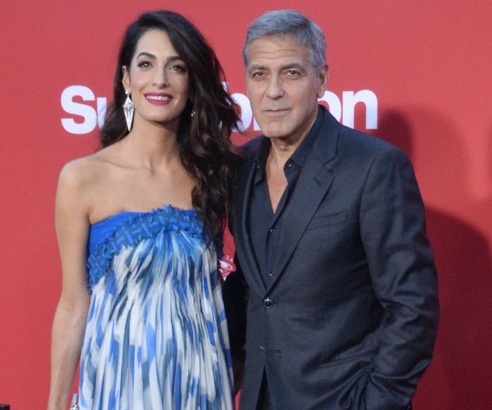 Clooney pens letter to Parkland students ahead of march