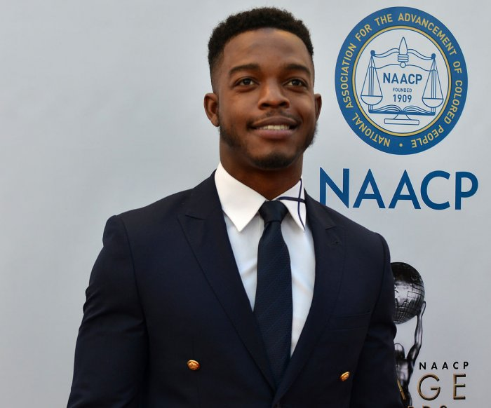 Stephan James: N.Y. case inspired 'Beale Street' performance