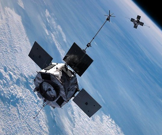 Space collision danger grows as Earth orbit gets crowded