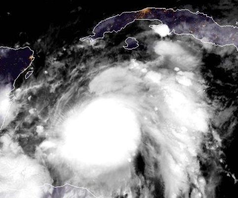 Tropical Storm Zeta to become hurricane Monday; on path for U.S.