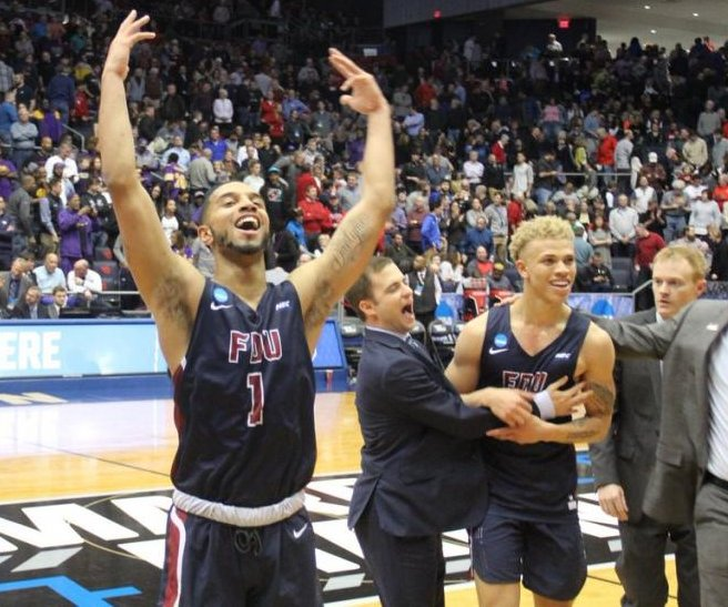 March Madness: Fairleigh Dickinson, Belmont win in First Four