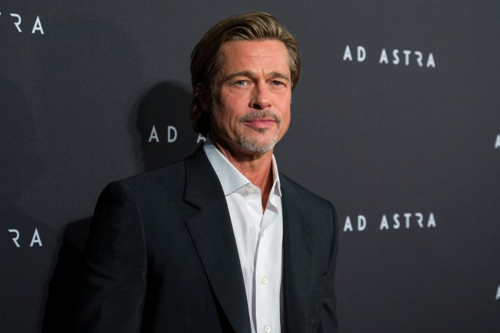 Brad Pitt attends screening of 'Ad Astra' at National Geographic Society in D.C.