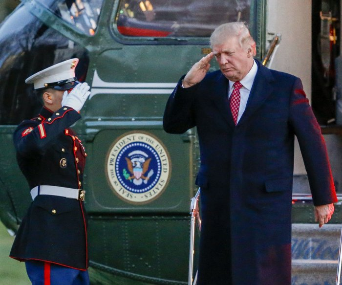 Watchdog will probe Trump's Mar-a-Lago travel spending