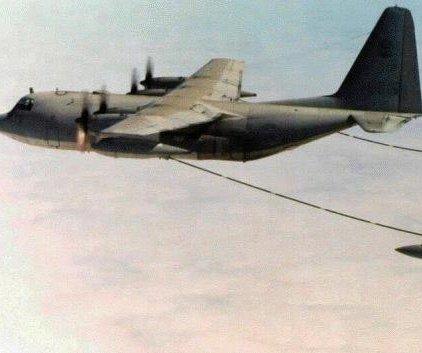 Marine Corps grounds KC-130T tanker fleet