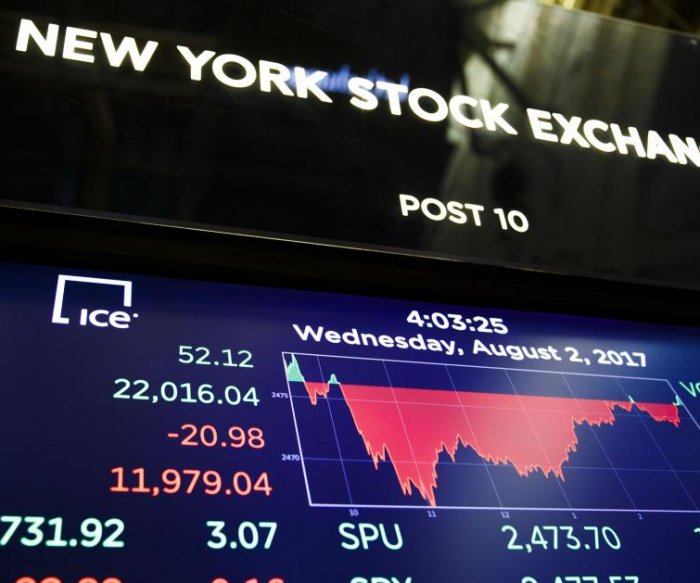 Dow passes 23,000 for the first time in history