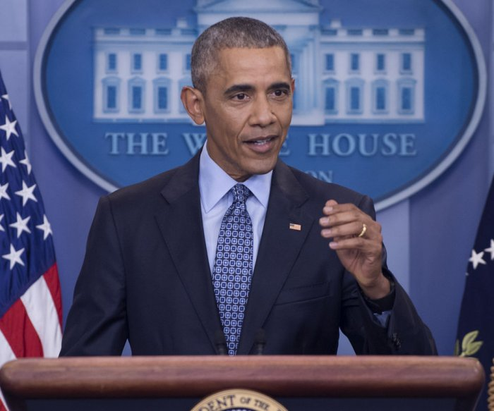 President Obama writes letter to America: 'Thank you'