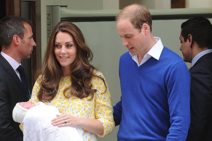 Duchess of Cambridge welcomes baby daughter