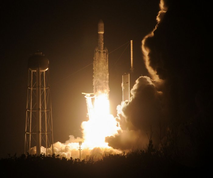 Space may soon become a war zone