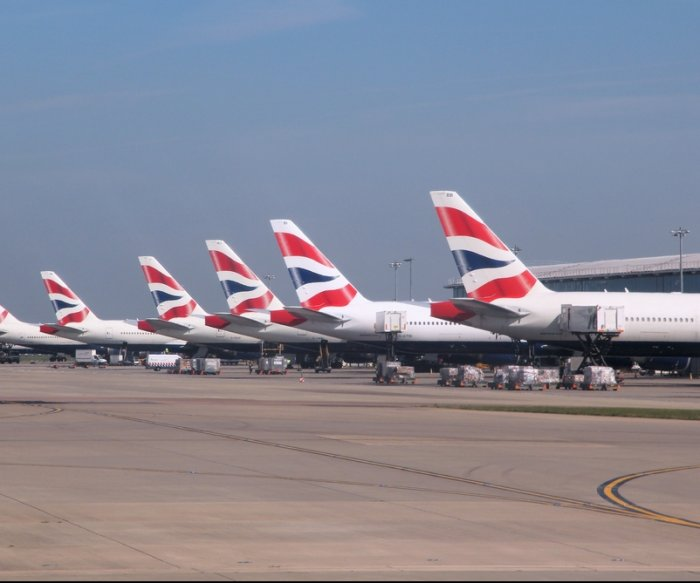 British Airways cancels flights from London airports after IT glitch