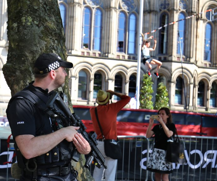 Britain's terror threat lowered from 'critical' to 'severe'
